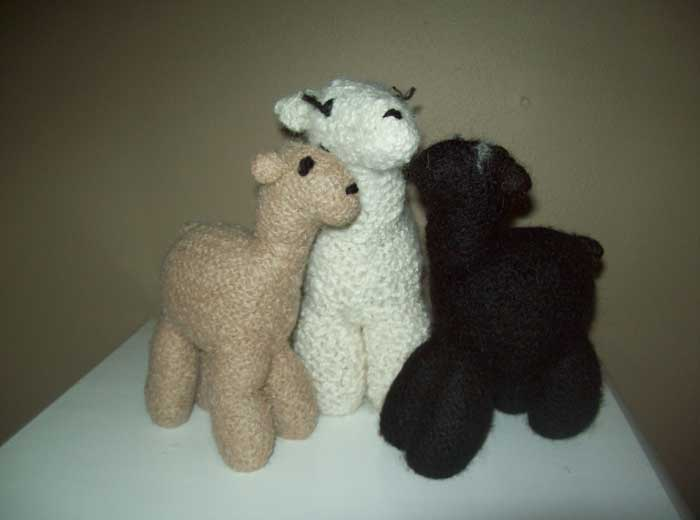Alice Alpaca Soft Toys