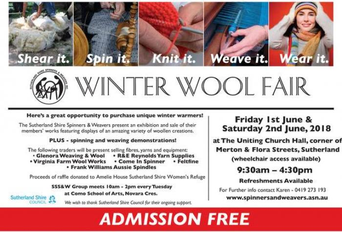 Winter Wool Fair
